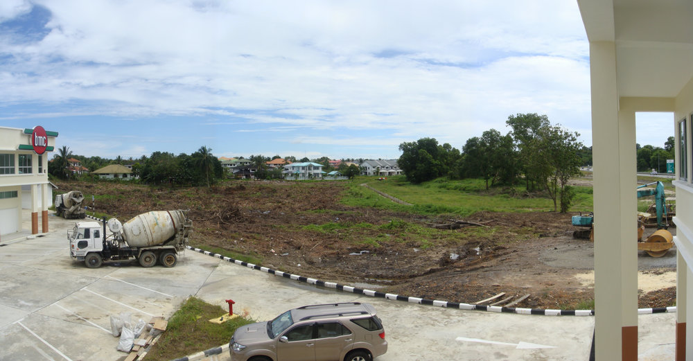 early site photo