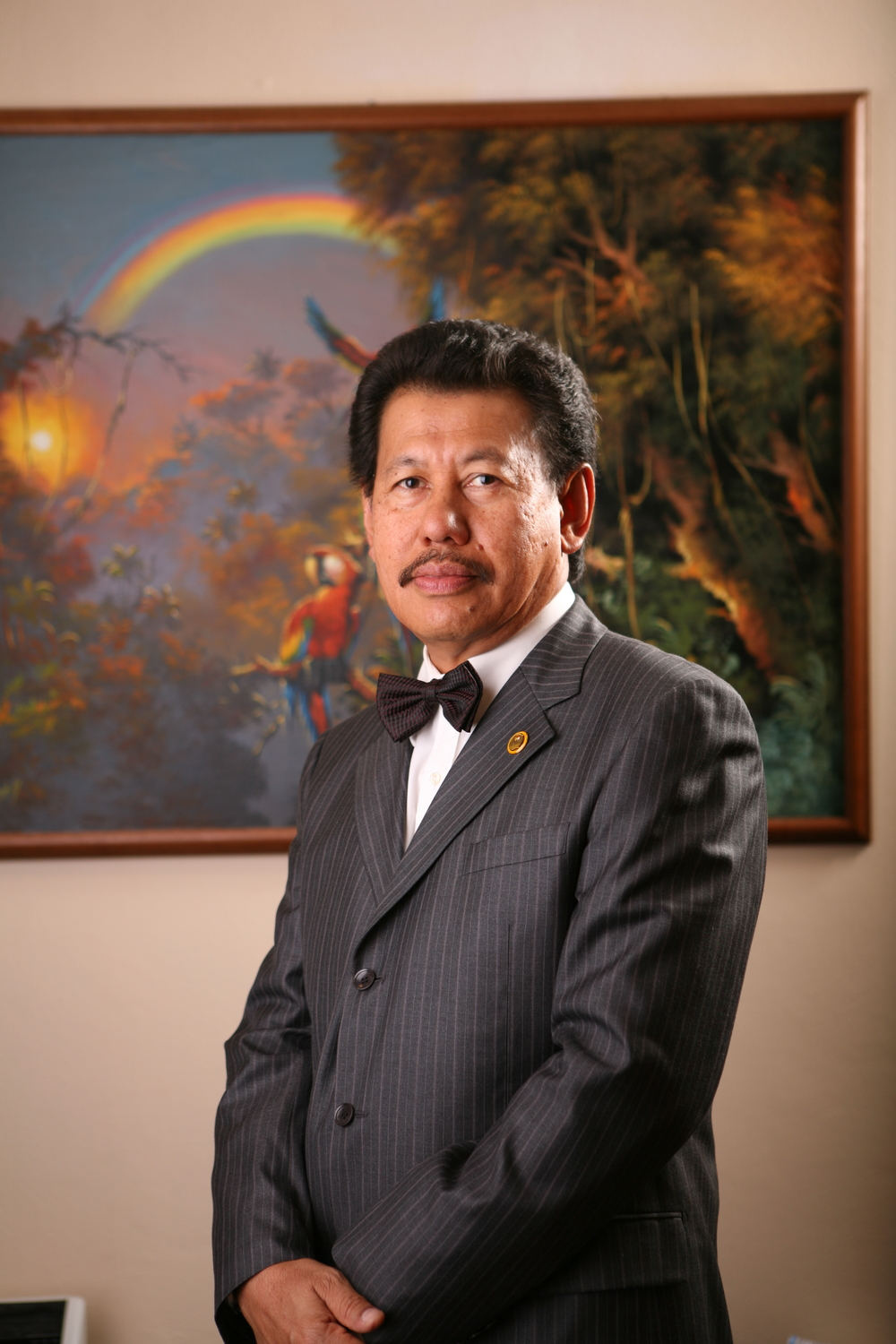 CEO & Managing Director    Dato Paduka H. Idris B. H. Abas