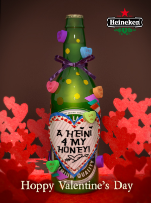 """Hoppy Valentines Day"" (Modeling, Texturing, and Lighting)"