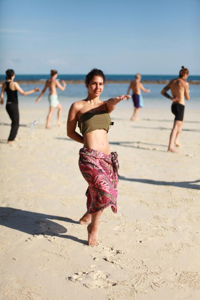 Osho Dance, Yoga in Thailand
