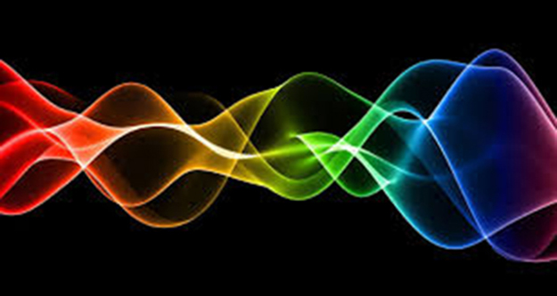 Frequencies and waves of possibilities, this is what the new science is telling us we are made of.