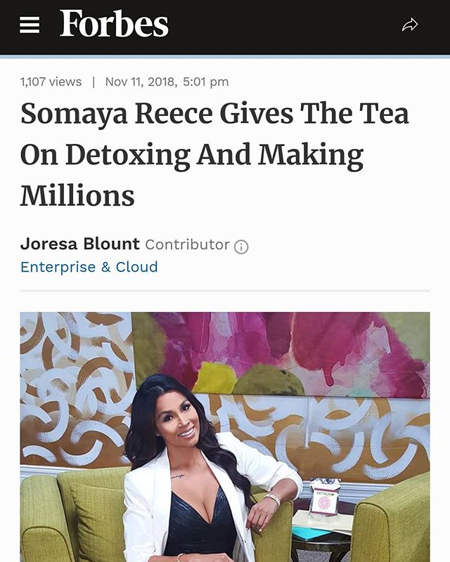 """Whaaaaaaaaat? Our girl @somayareece is in @forbes magazine!!!! #sobear fou ser @tonyboisselle says of Somaya's accomplishments, """"Somaya and I have a very special bond. What she's done is amazing but shows how not only women, but women of color can break the lines of inequality and be successful in this world. What she's done is the true success of the Feminist Movement. What a great role model for all. Somaya has been a great supporter of mine and our beloved SoBear family. We all need to share in the joy of her success. Congratulations Somaya. Love you."""" ❤ #oursobearfamily #teamsobear #straightedge #soberisbeautiful #cleanisbeautiful #cleanissexy #soberissexy #recovery #sobear #losangeles #success #determination #love #feminism"""