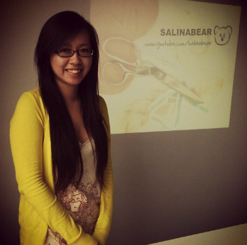 Salina Siu Salinabear Presentation - Invoke