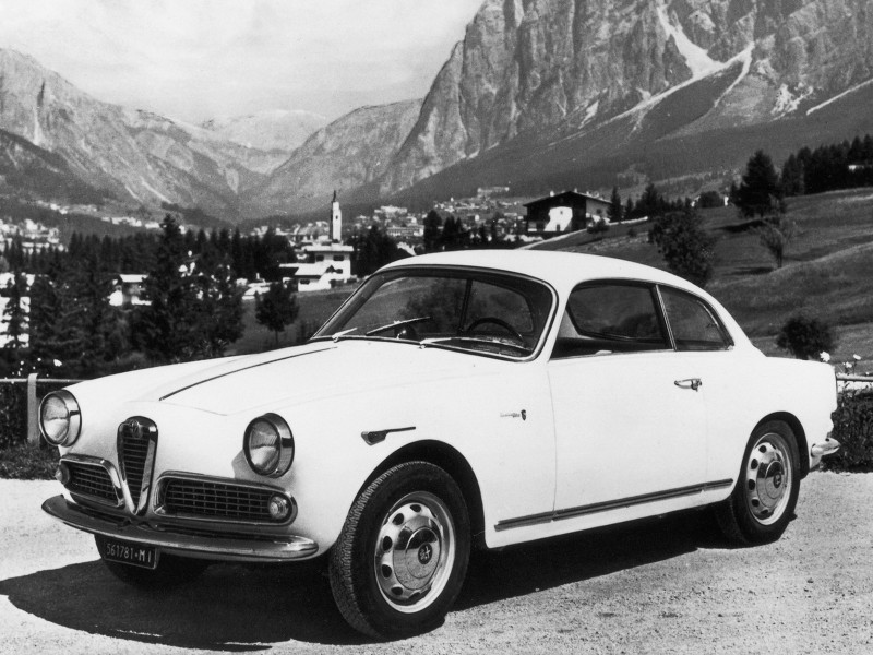 Giulietta Second Series
