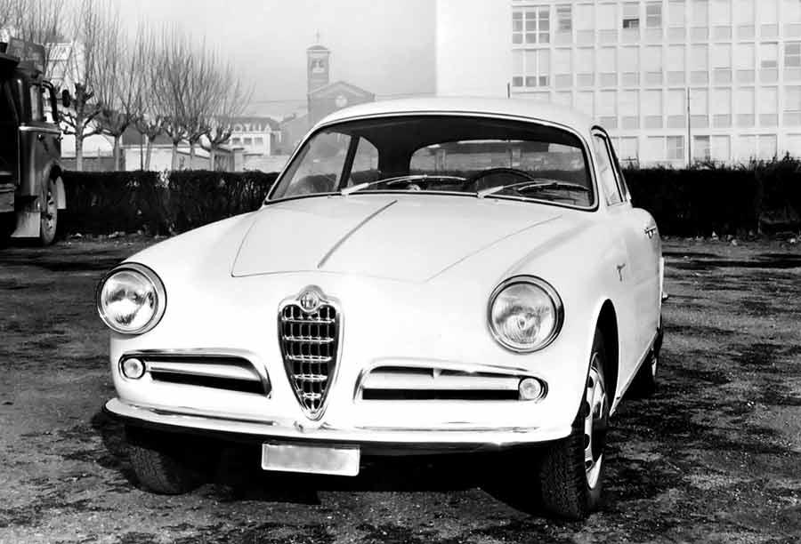 1958 Sprint Veloce Confortevole