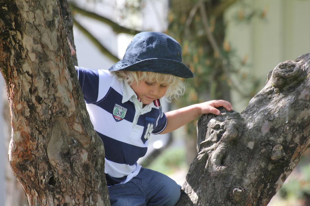 Barnas utemiljø: Barn og Natur