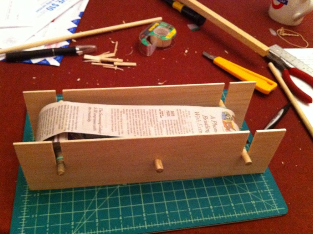 News Scroller Prototype