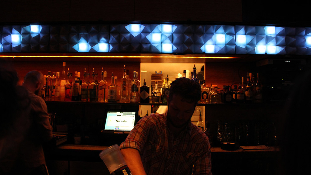 Middlesex Lounge Installation