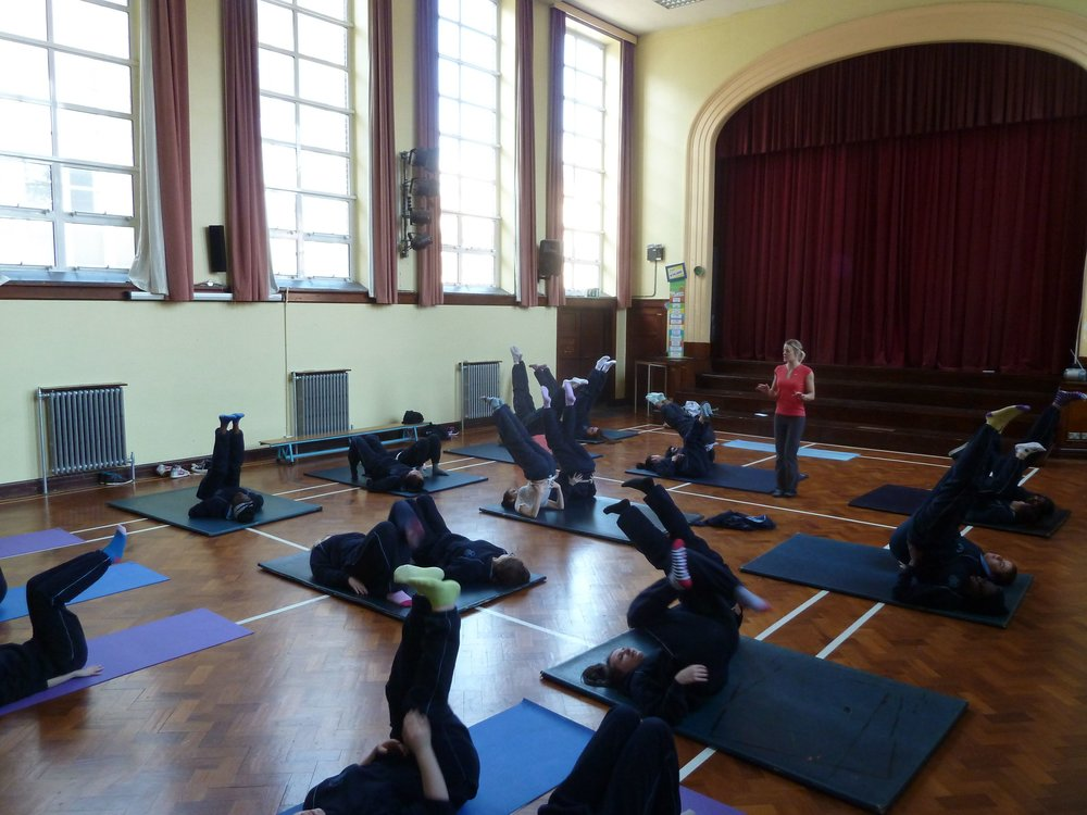 Yoga for Schools, Dublin