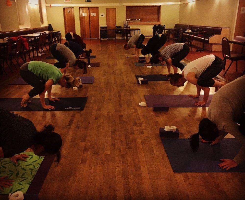 yoga and pilates Inchicore