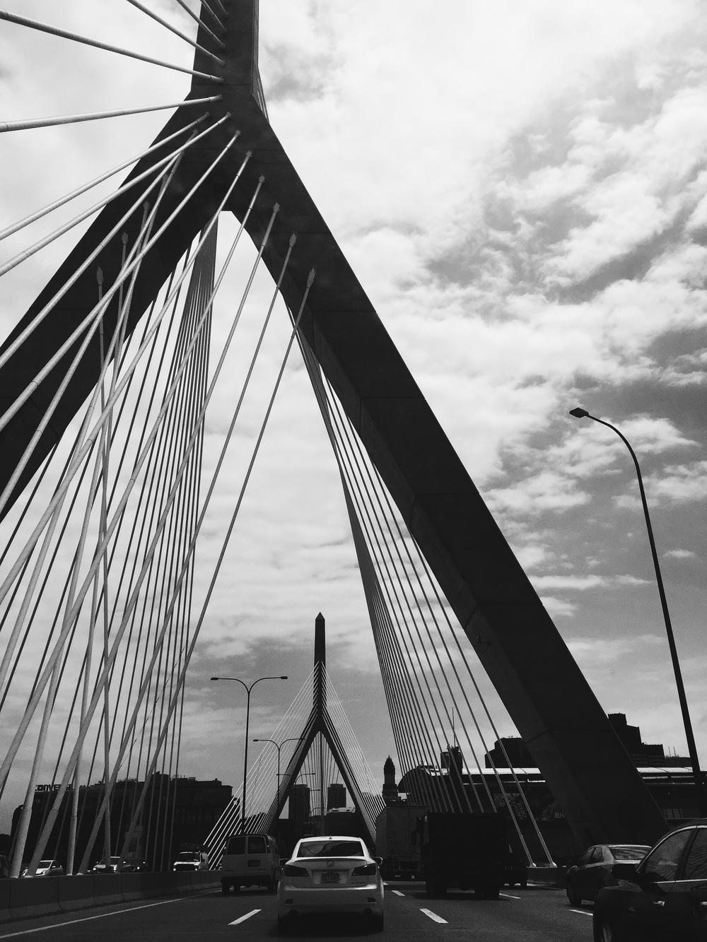 Zakim Bridge; 2015