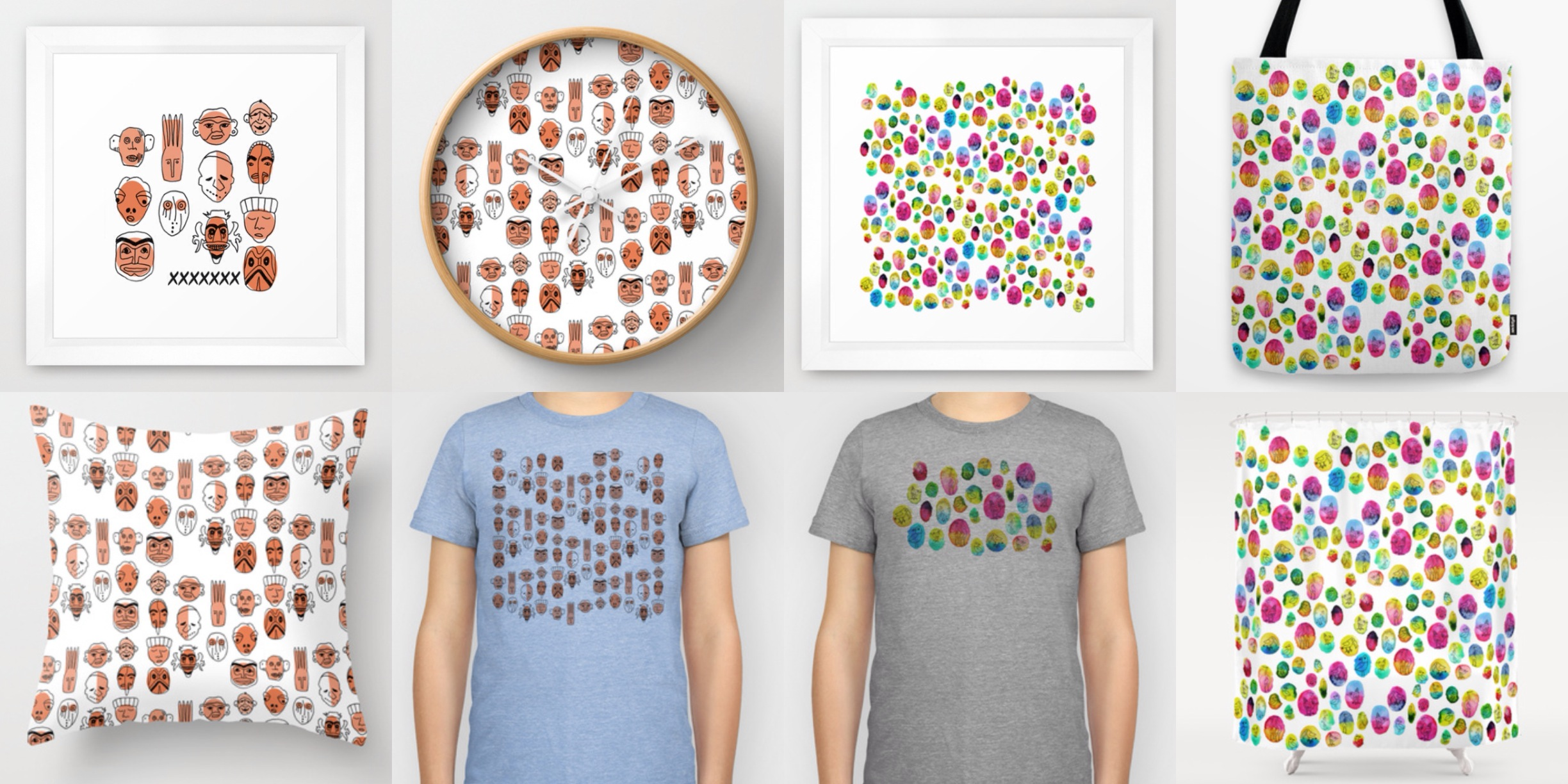 society6 | 129 year of creative habits