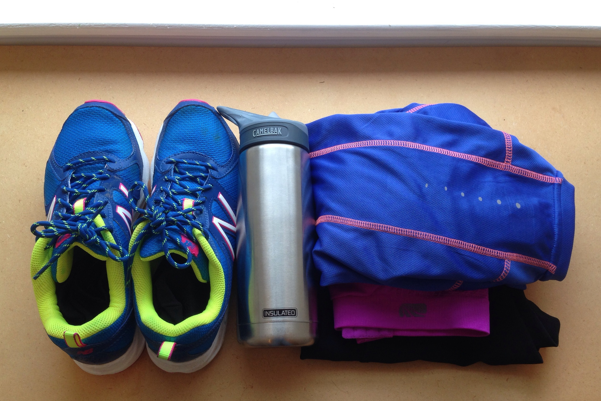 prepared to run | year of creative habits
