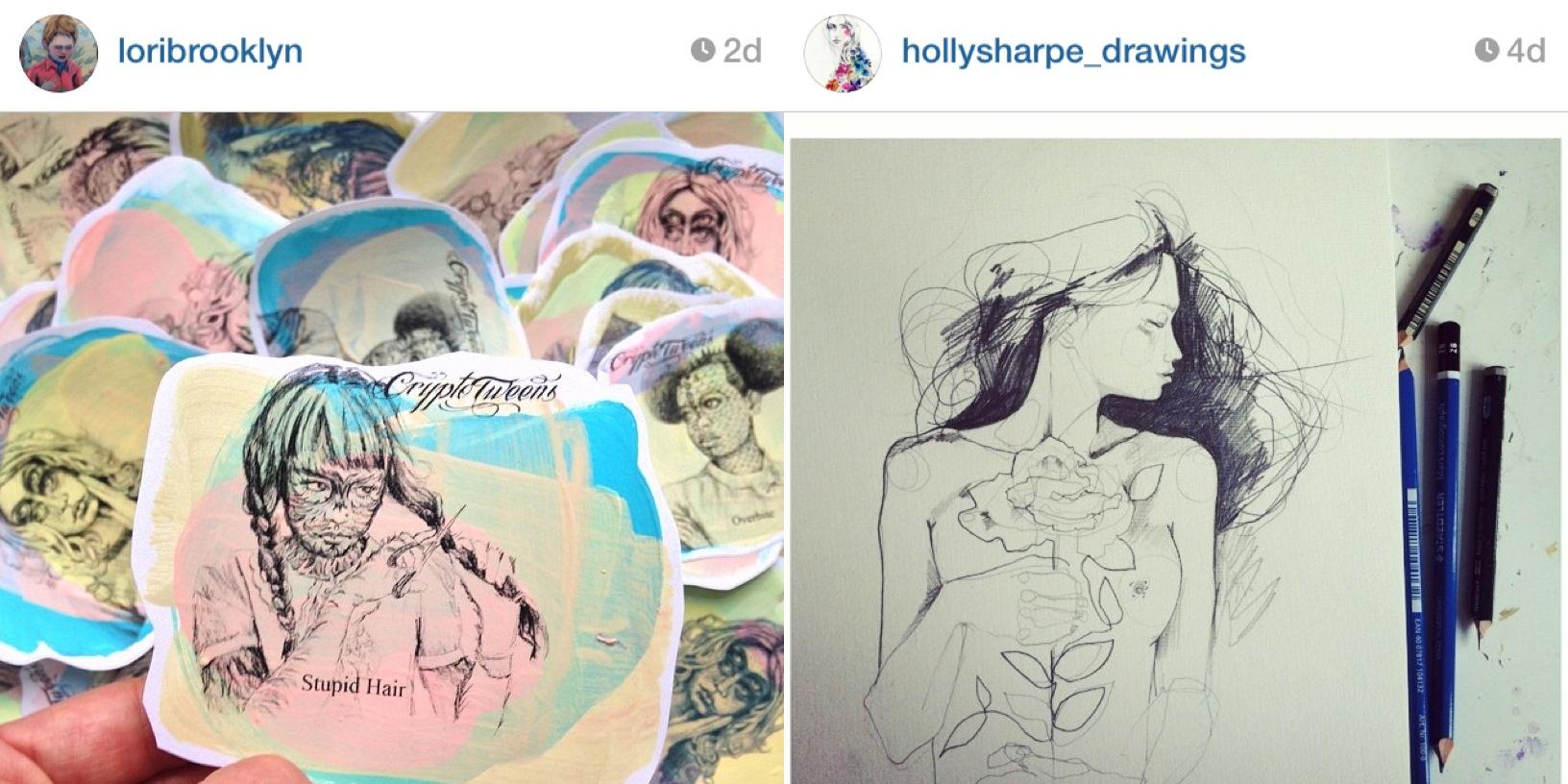 IG love | year of creative habits