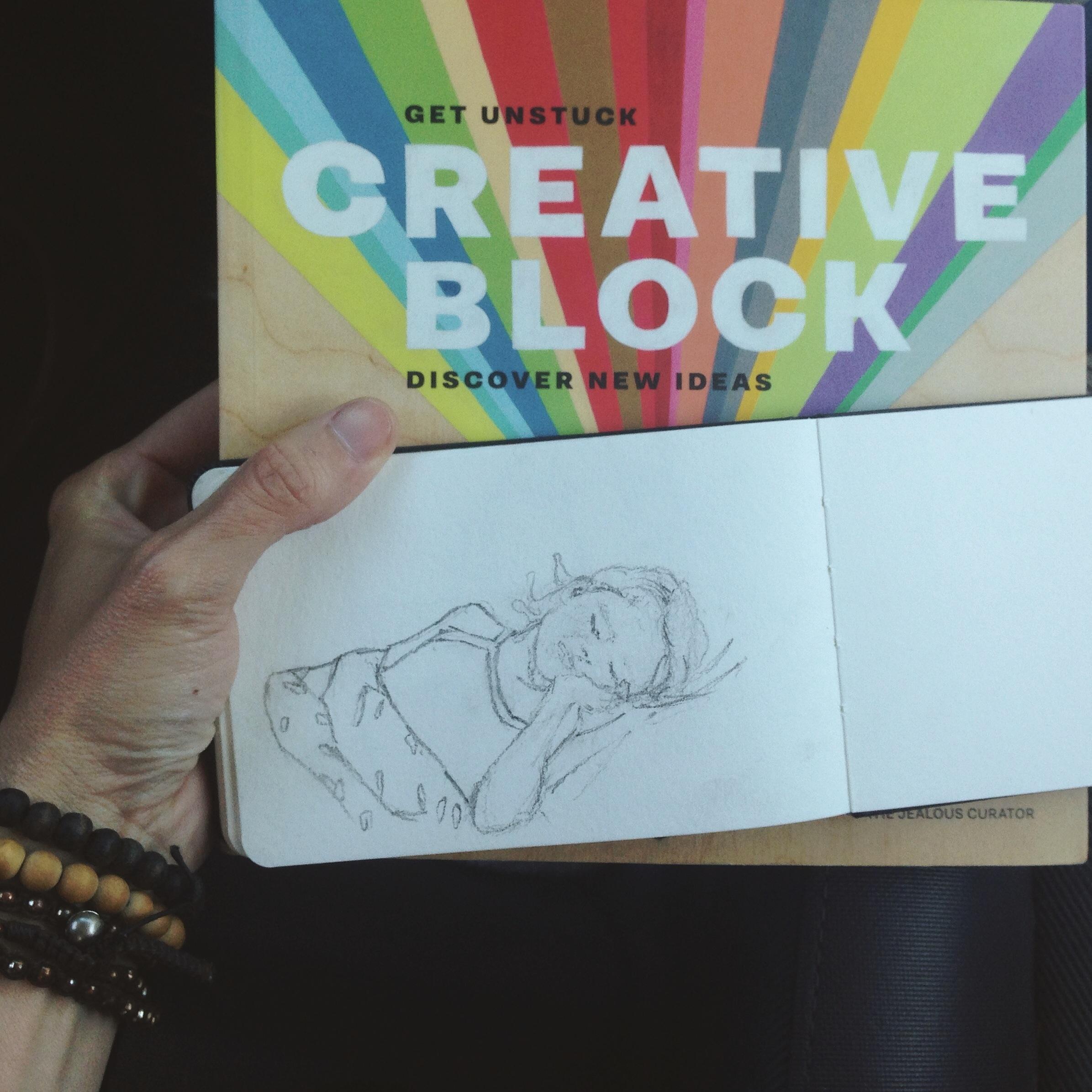 sleepy | year of creative habits