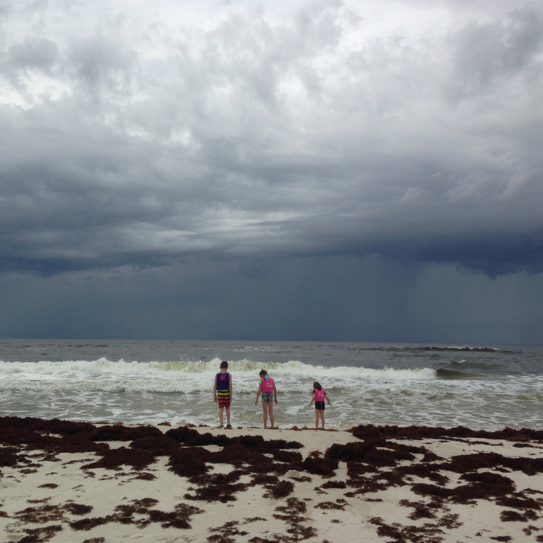 beach | year of creative habits