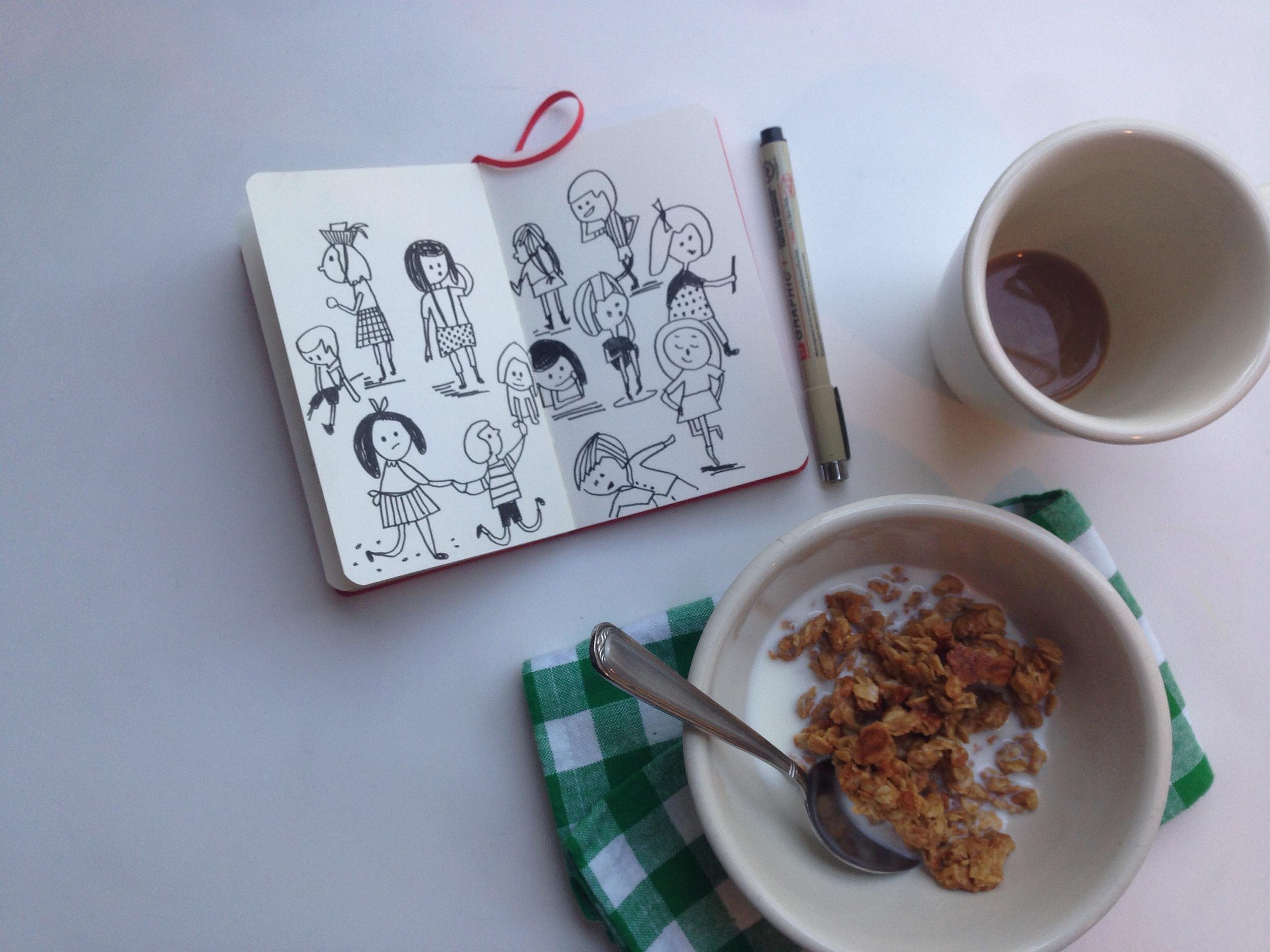 kids  | year of creative habits