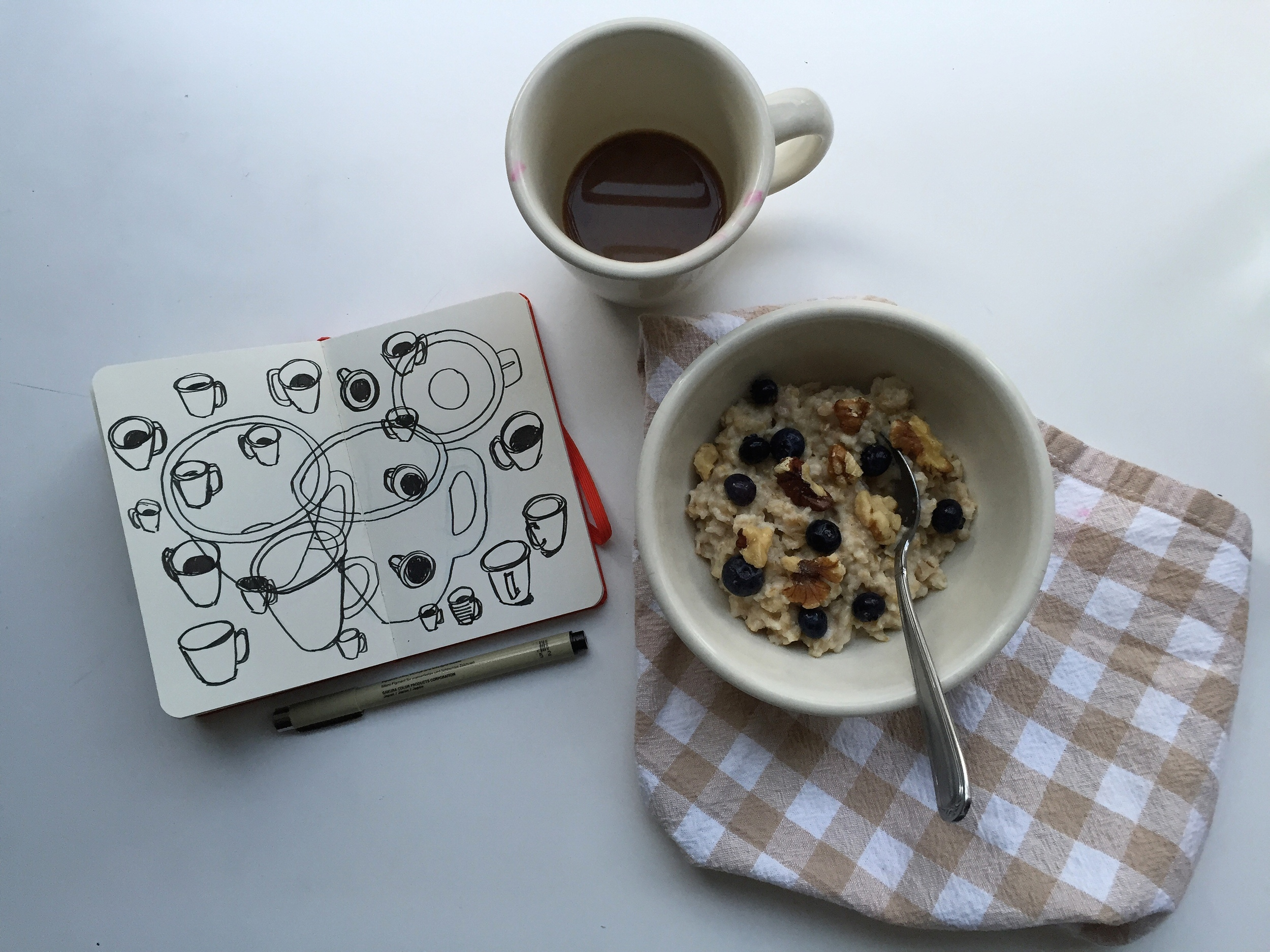 favorite mug | year of creative habits