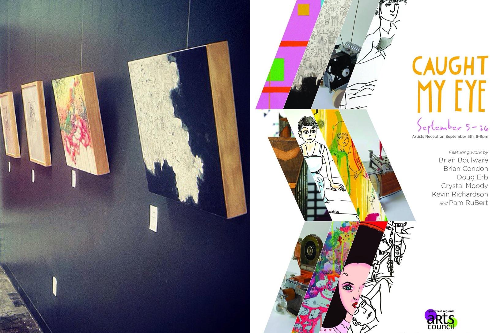SRAC exhibition | year of creative habits