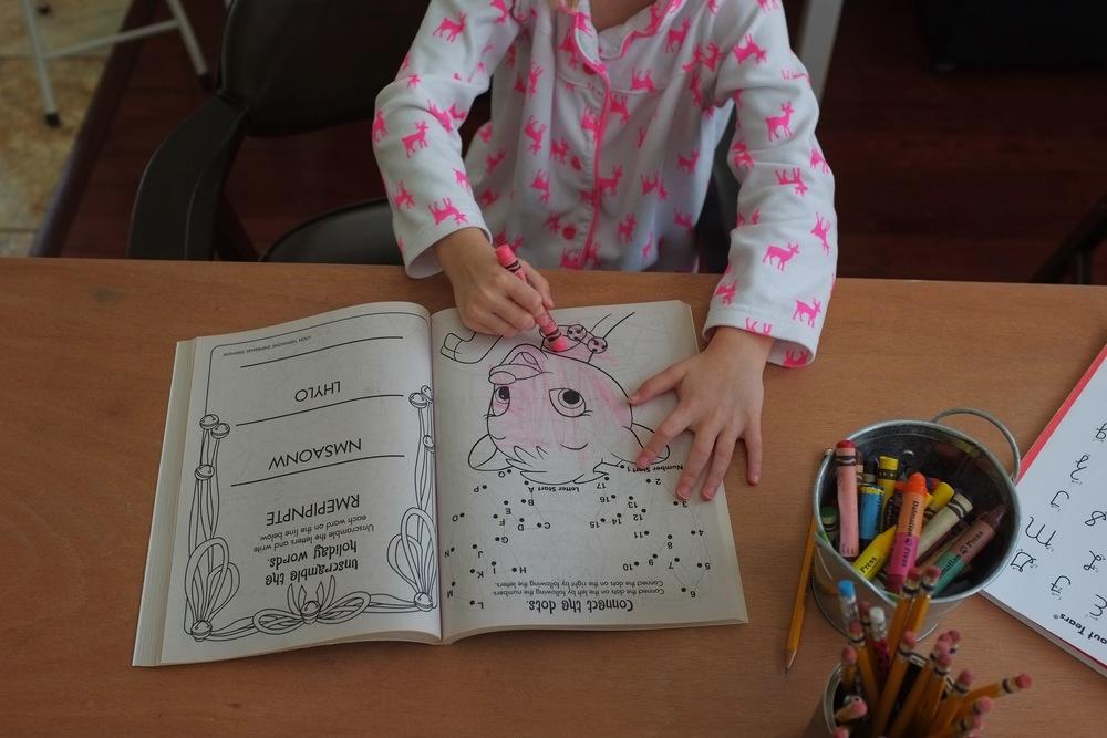 homeschool | year of creative habits