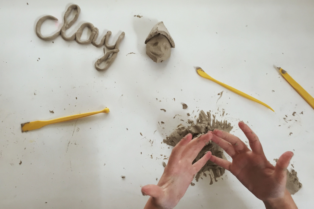 clay | year of creative habits