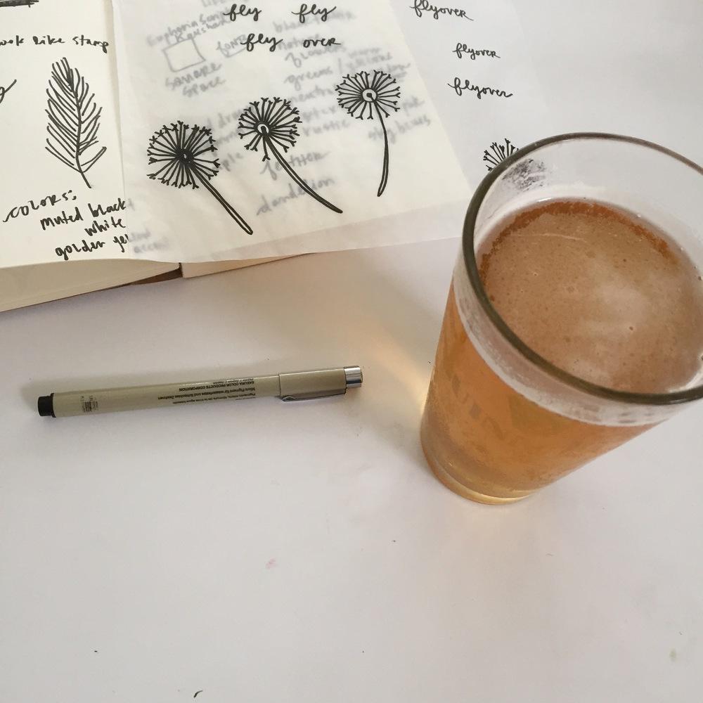 sketchbook | year of creative habits