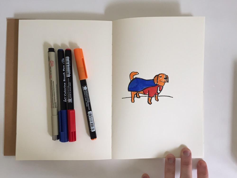 sketch | year of creative habits