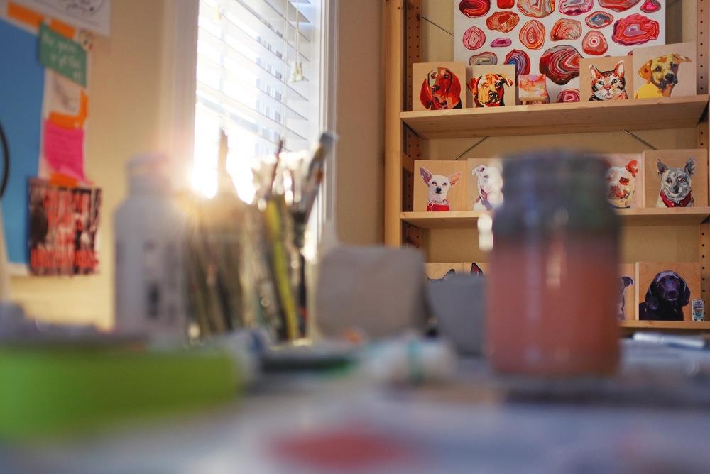 crystal moody | year of creative habits