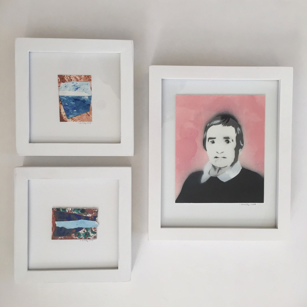 crystal moody | framed pieces for an event