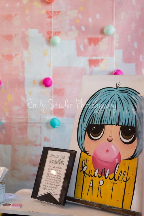 Hip Handmade Market | Emily Studer Photography