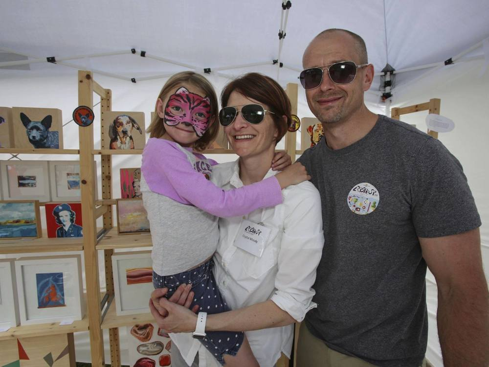artsfest | photo: Springfield NewsLeader