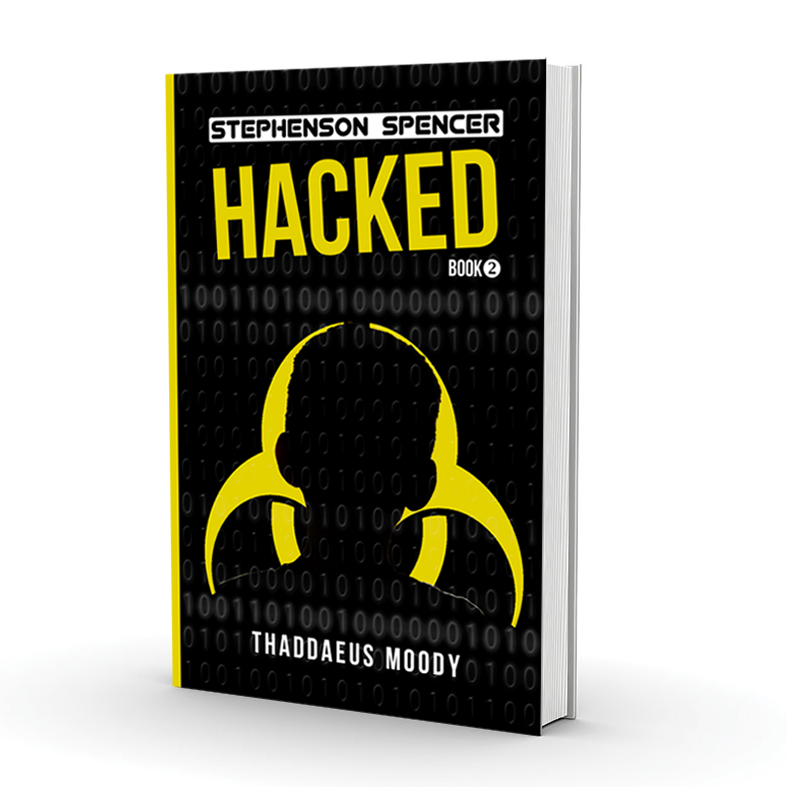 hacked | stephenson spencer book 2