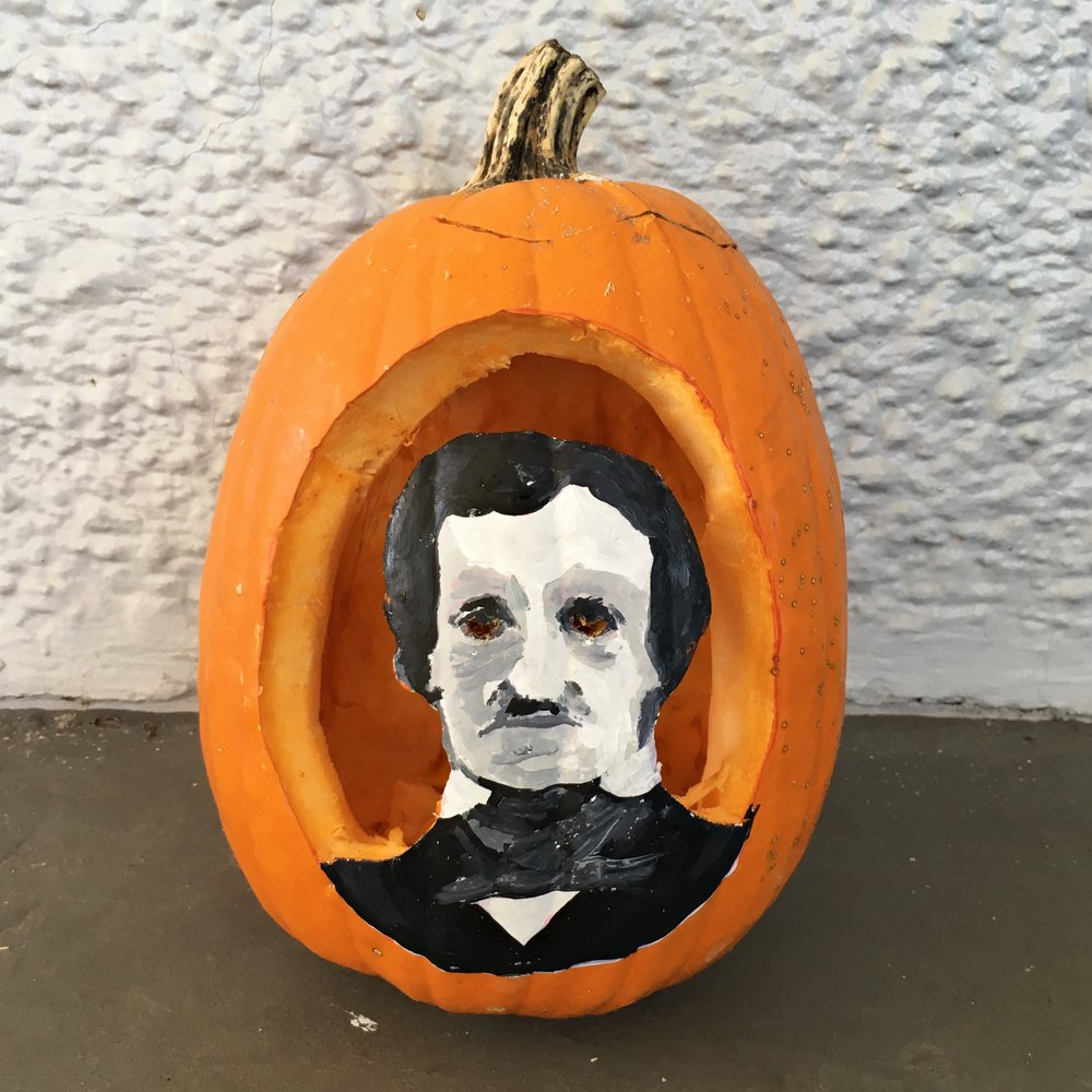 crystal moody | Monday Mourning: Edgar Allan Poe