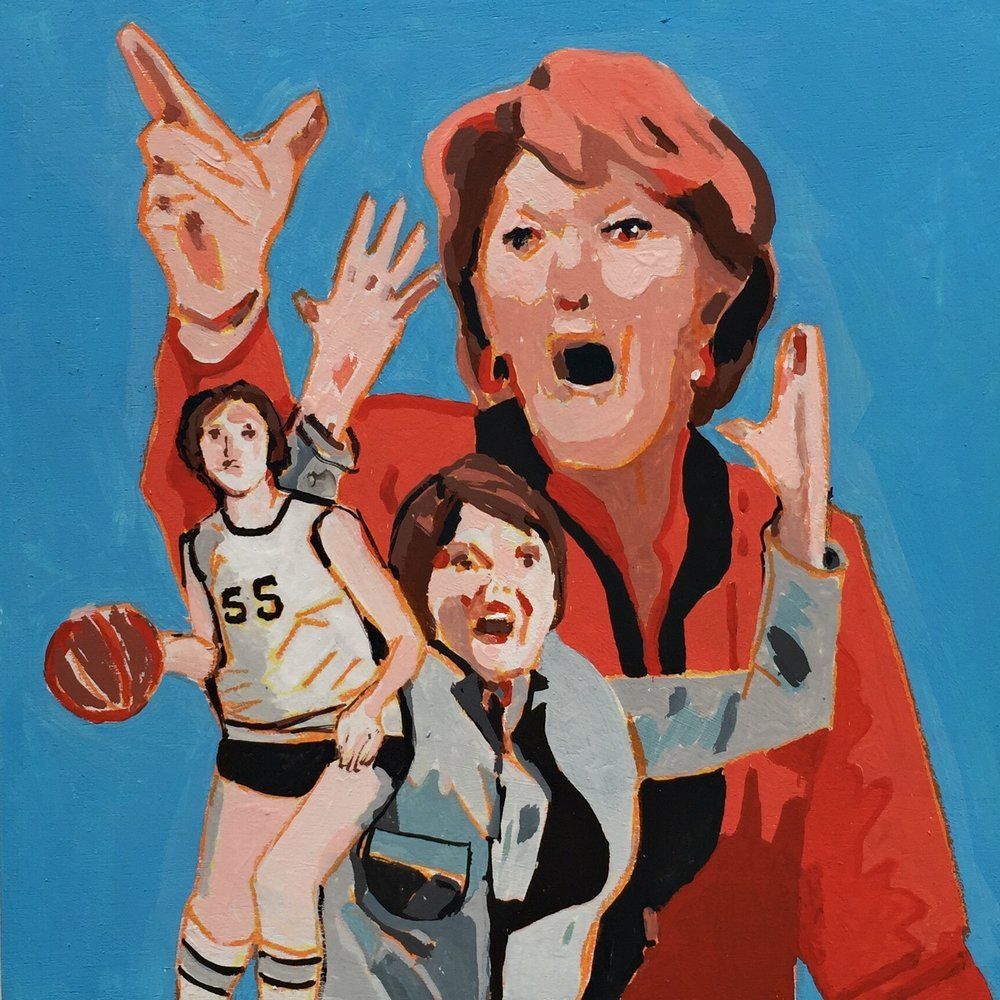 crystal moody | monday mourning: Pat Summitt