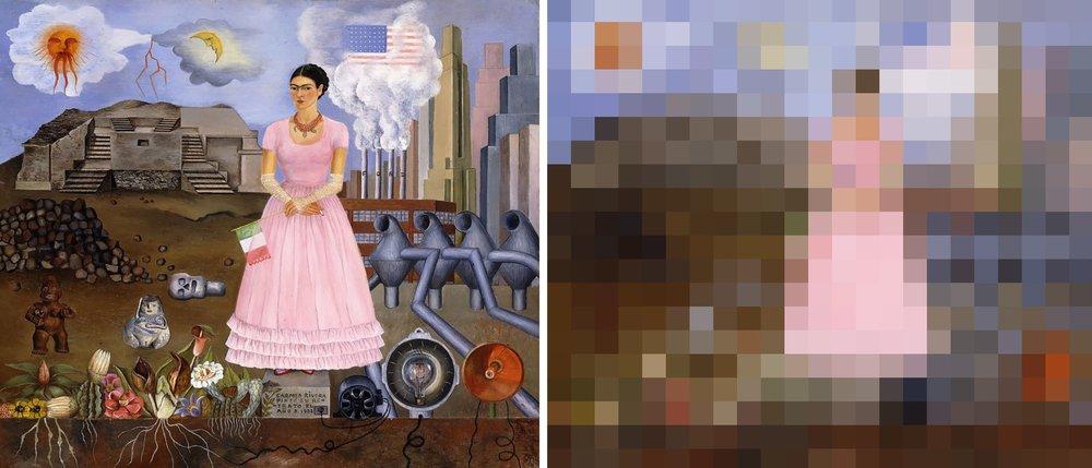 Frida Kahlo | #deadartistssociety