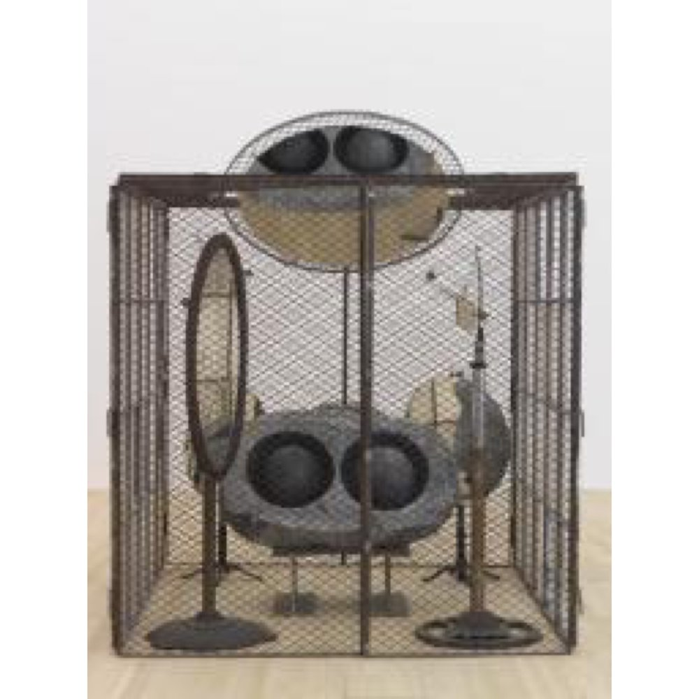 Louise Bourgeois, Cell 1989-1993