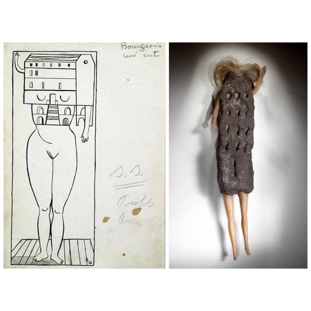 Femme Maison -- 1947, 1984