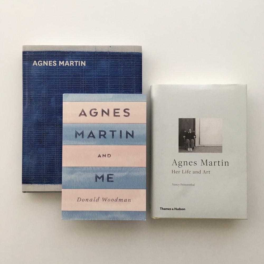 crystal moody | #deadartistssociety Agnes Martin