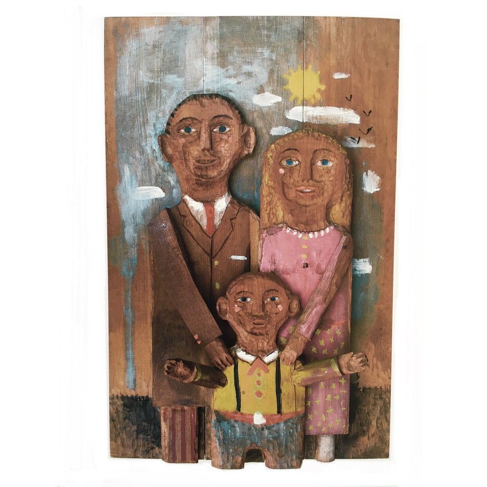 The American Family, 1956