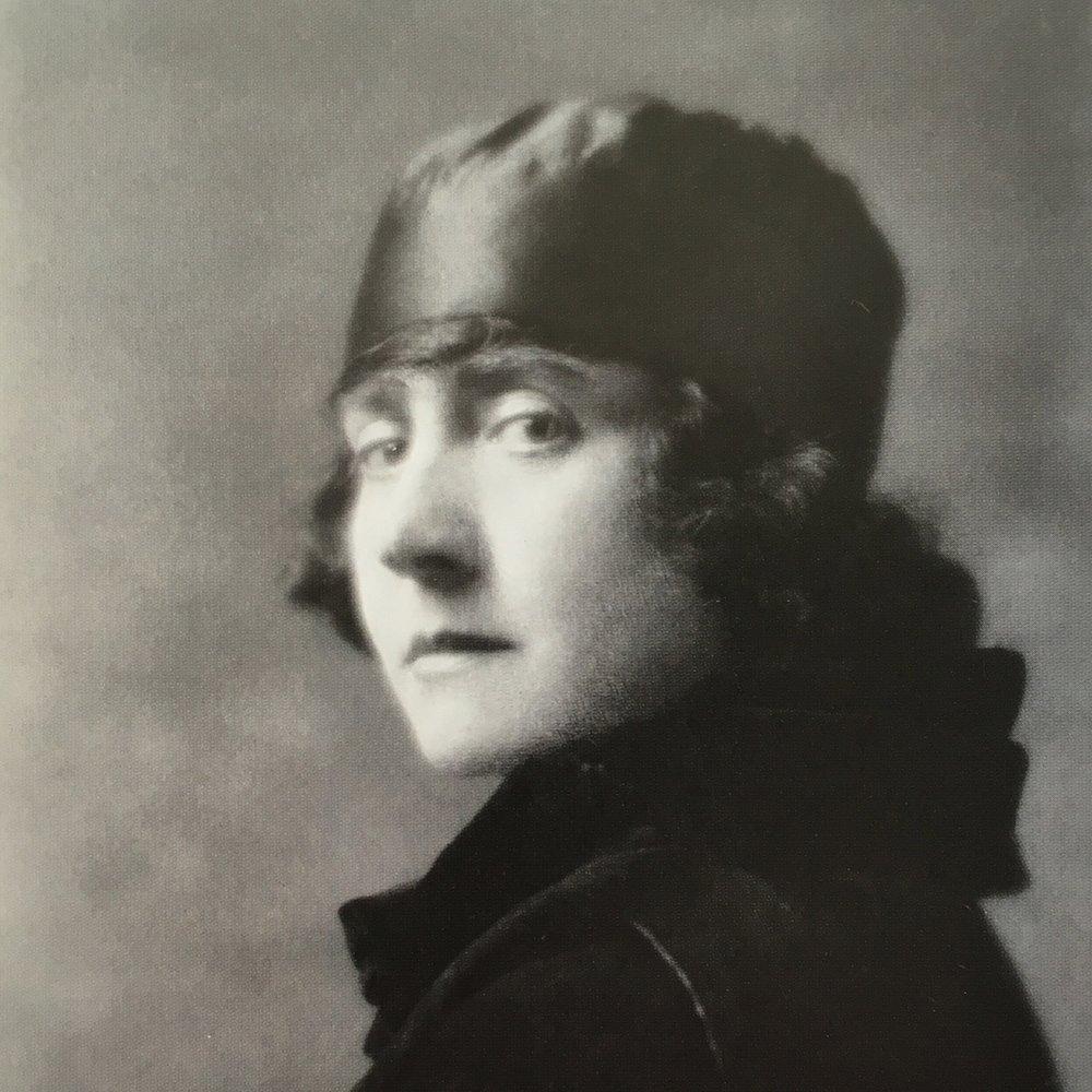 Ettie in 1918