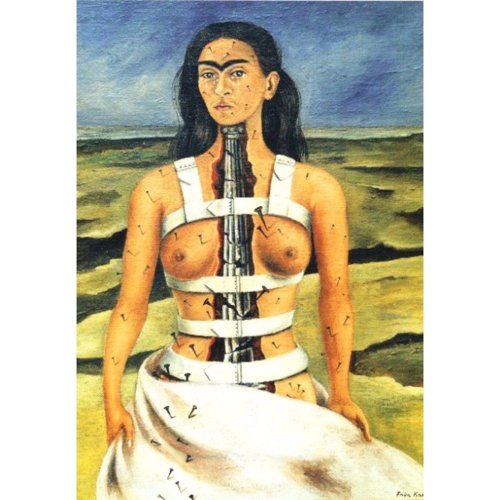 Frida Kahlo,1944