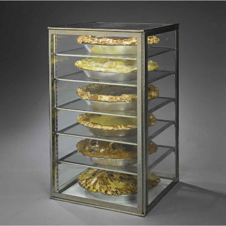 Sturtevant, Oldenburg Store Object Pie Case 1967
