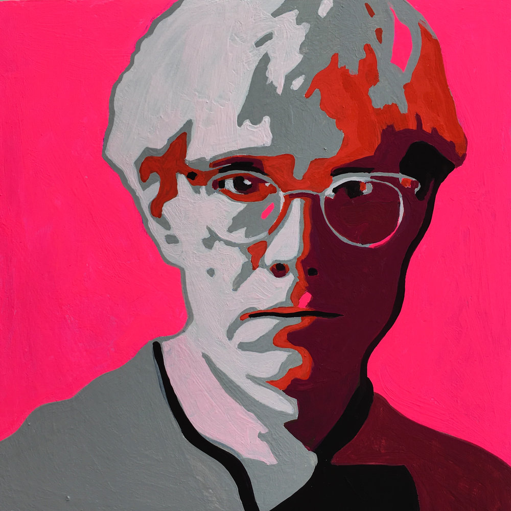 crystal moody | #deadartistsociety Andy Warhol