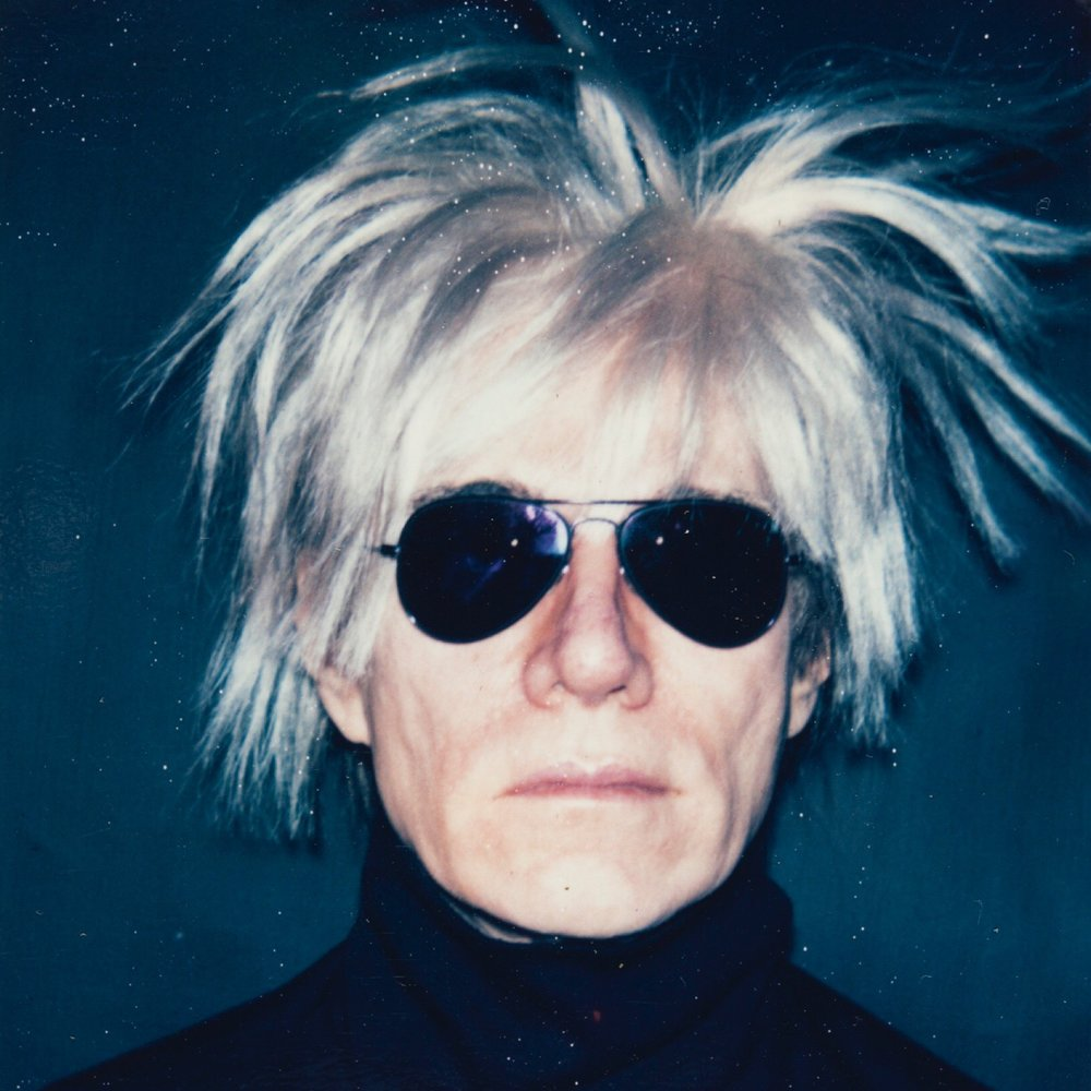 #deadartistsociety Andy Warhol
