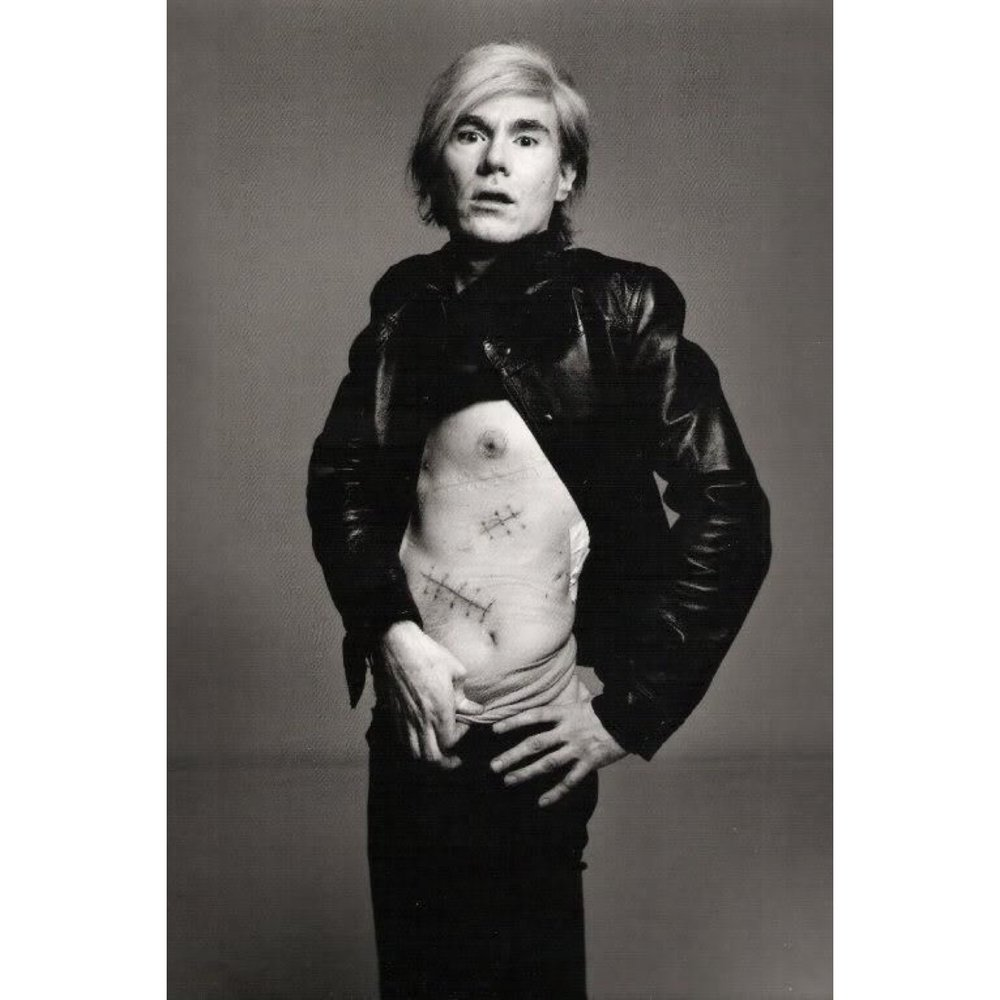 #deadartistsociety | Andy Warhol