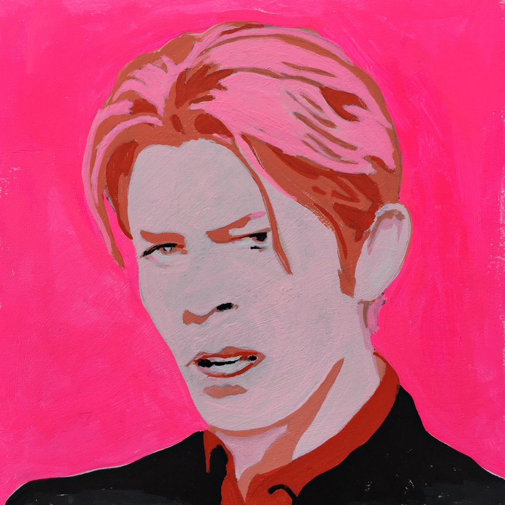 crystal moody | David Bowie