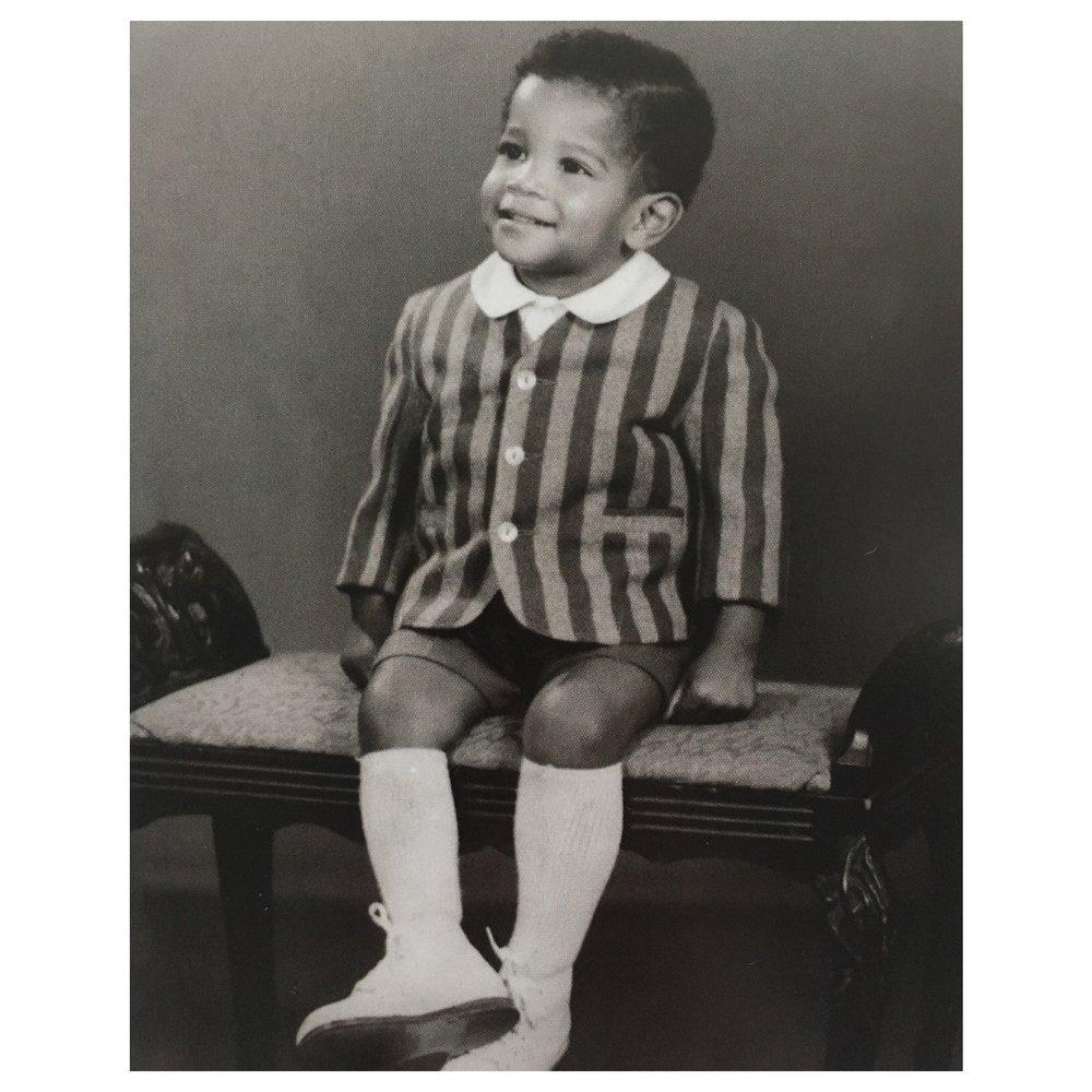 Basquiat at 18 months