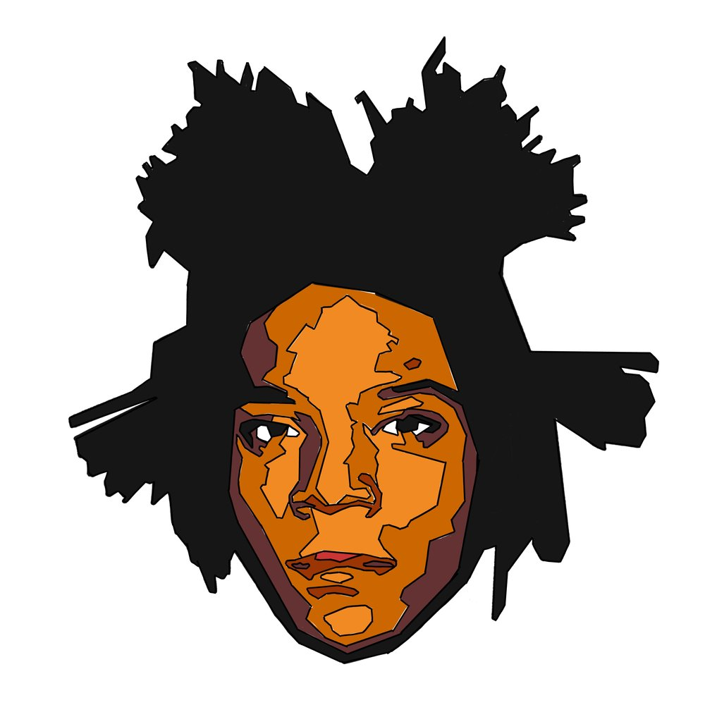 crystal moody | #deadartistsociety Basquiat
