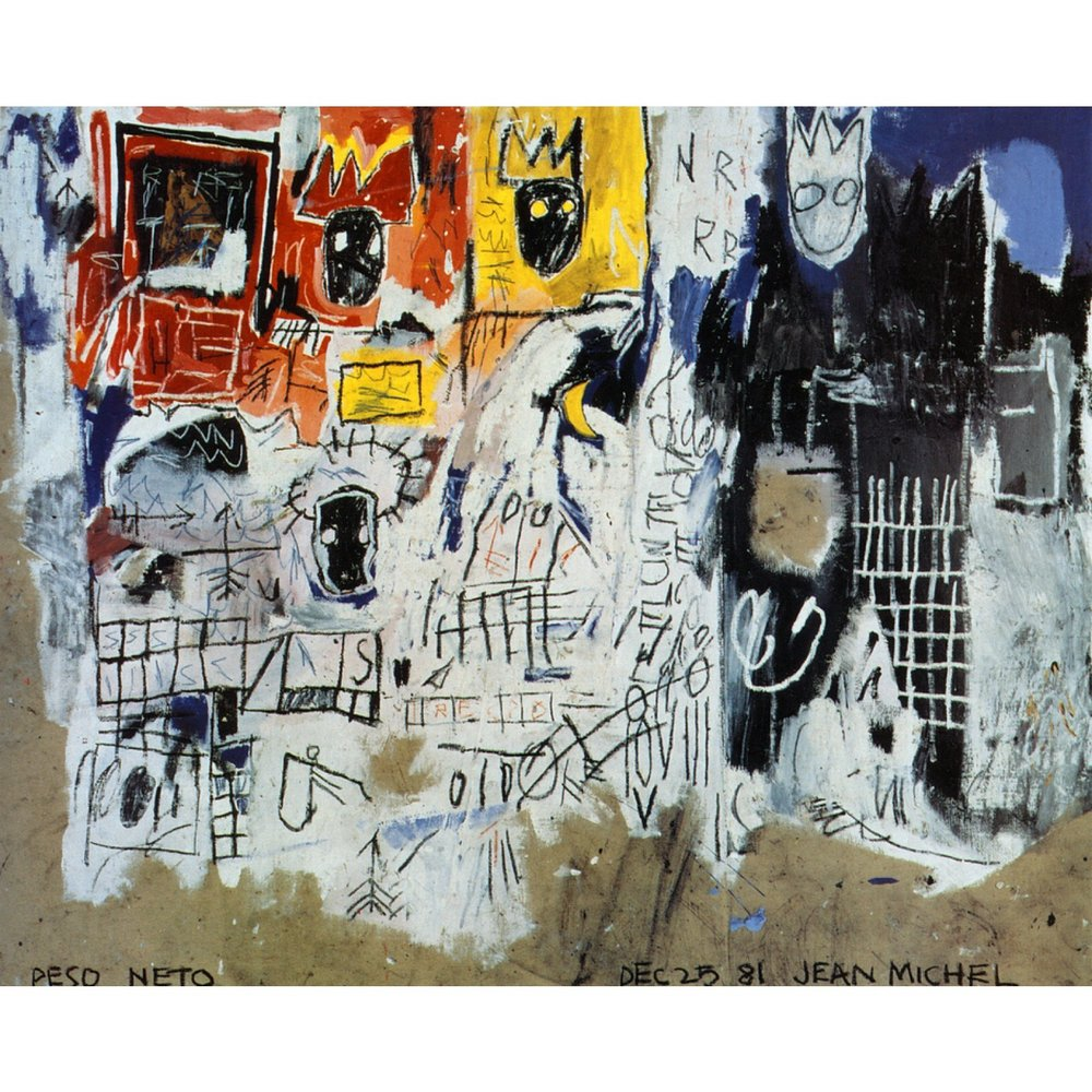 #deadartistsociety | Basquiat