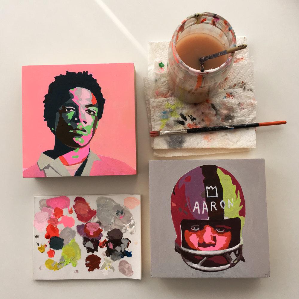 crystal moody | #deadartistsociety Basquiat